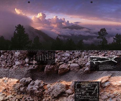 La Palma, P.N. de Cumbre Vieja, Pico Birigoyo