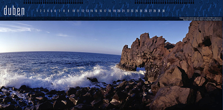 Španělsko – Kanárské ostrovy, Lanzarote, Playa de la Madera
