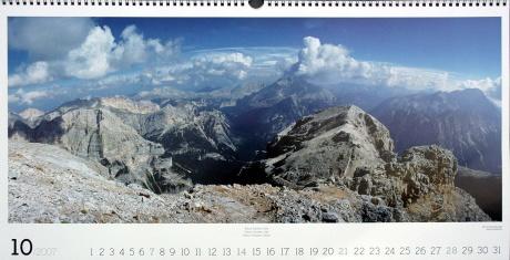 Itálie - Dolomity, Tofany