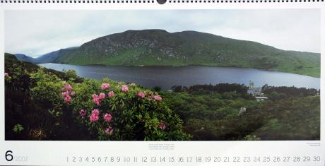 Irsko - Donegal, Lough Beagh